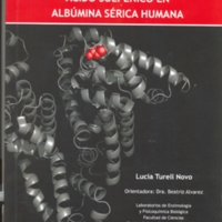 <strong>Acido sulfénico en albúmina sérica humana.</strong>
